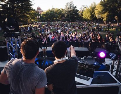 best music festivals to attend crowds and dj